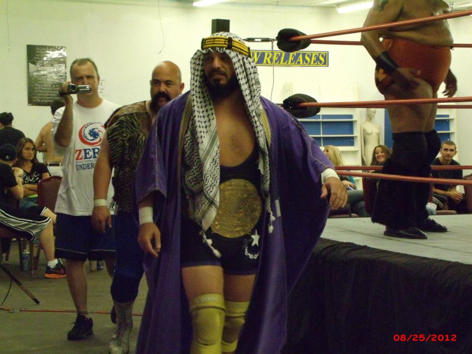The Sheik And Me....